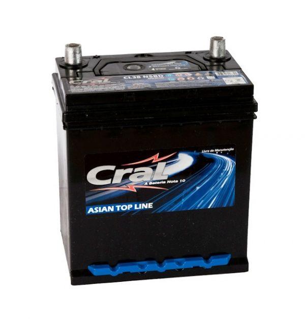 Bateria Cral – CL38 NSBD – 38 Ah