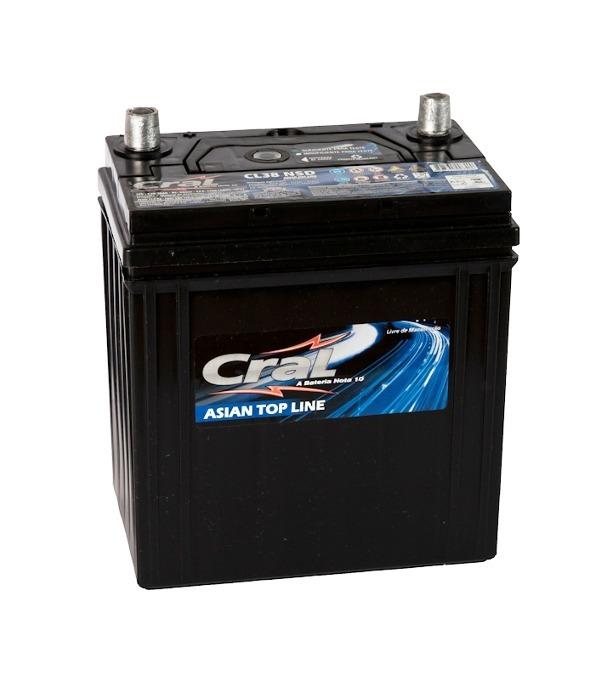 Bateria Cral – CL38 NSD – 38 Ah