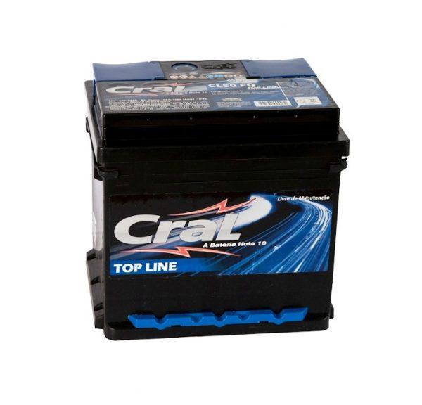 Bateria Cral – CL50 FD – 50 Ah