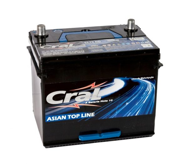 Bateria Cral – CL70 ND – 70 Ah