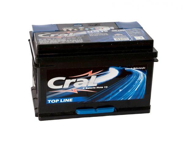 Bateria Cral – CL80 VD – 80 Ah