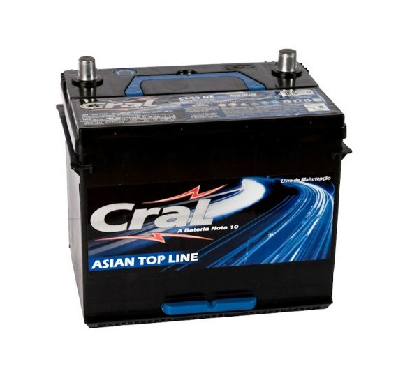 Bateria Cral – CL80 NE – 80 Ah