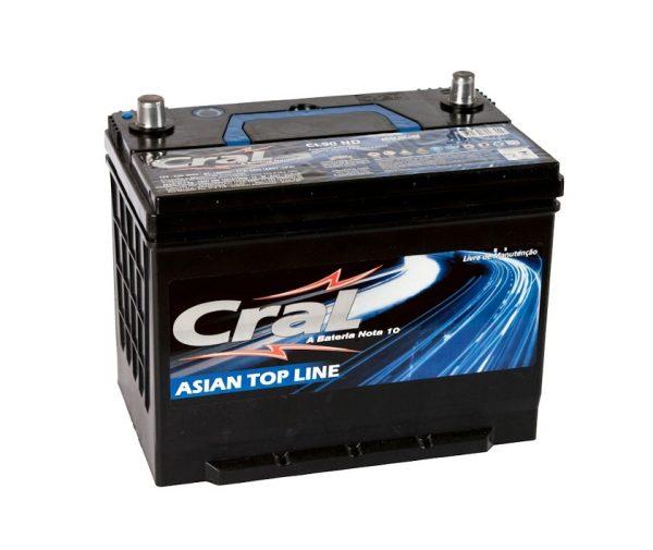 Bateria Cral – CL90 ND – 90 Ah