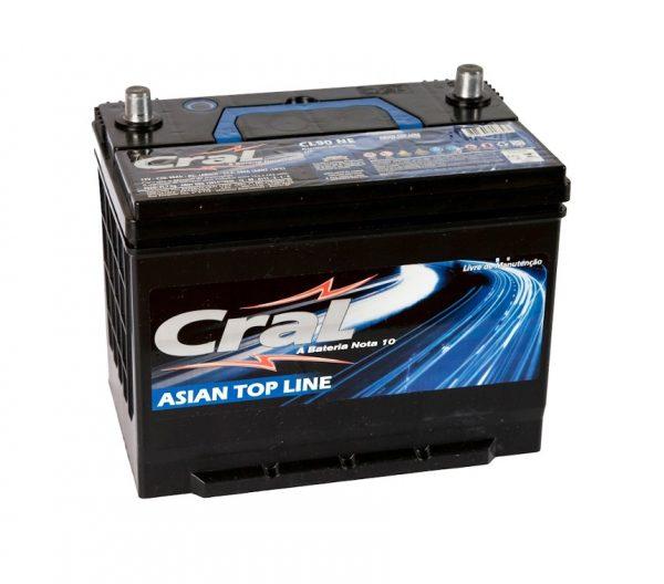 Bateria Cral – CL90 NE – 90 Ah
