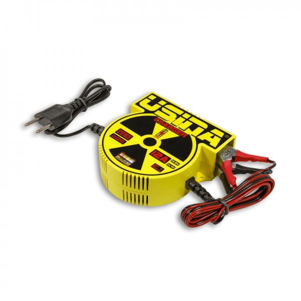 Carregador Inteligente de Baterias Usina Charger 12A – 12V