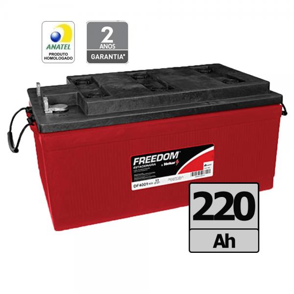 Bateria Freedom by Heliar – DF4001 – 220 Ah