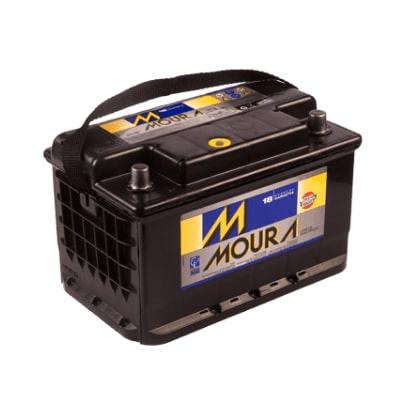 Bateria Moura – M75LD – 75 Ah