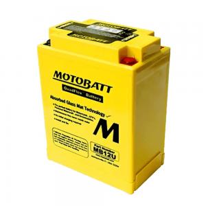 Motobatt – QuadFlex – MB12U – 15 Ah