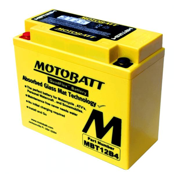 Motobatt – QuadFlex – MBT12B4 – 12 Ah
