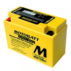 Motobatt – QuadFlex – MBT9B4 – 9 Ah