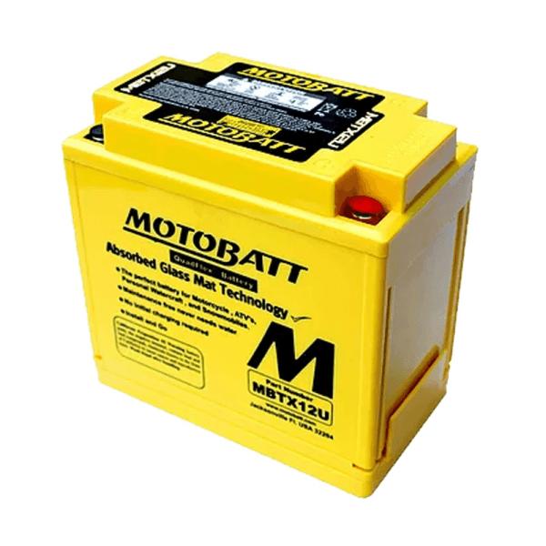 Motobatt – QuadFlex – MBTX12U – 14 Ah
