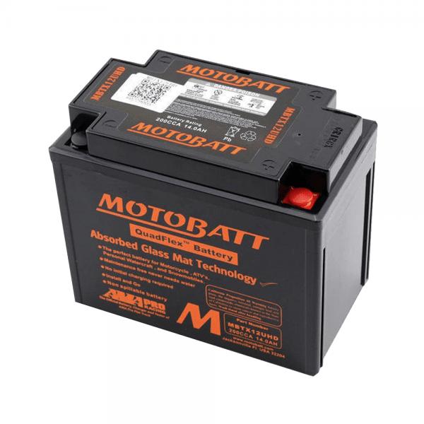 Motobatt – QuadFlex – MBTX12U HD – 14 Ah