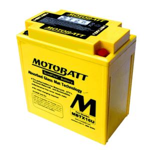 Motobatt – QuadFlex – MBTX16U – 19 Ah