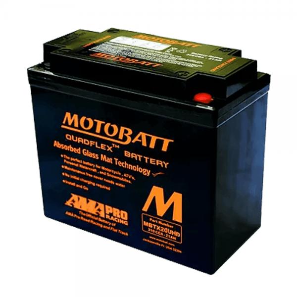 Motobatt – QuadFlex – MBTX20U HD – 21 Ah