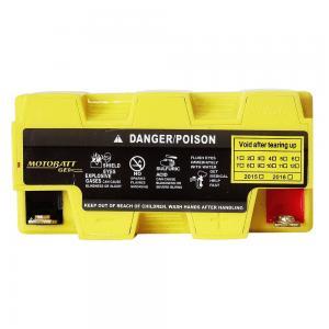 Motobatt – Gel – MTX5AL – 5,5 Ah