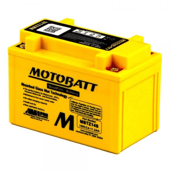 Motobatt – QuadFlex – MBTZ14S – 11,2 Ah