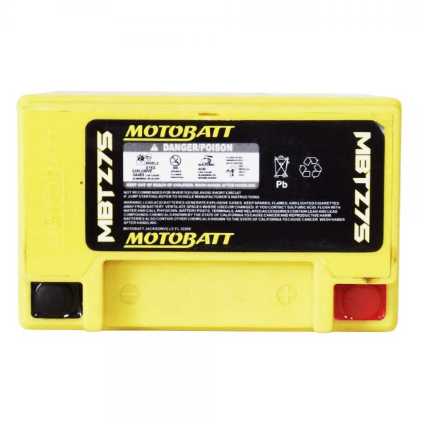 Motobatt – QuadFlex – MBTZ7S – 6,5 Ah