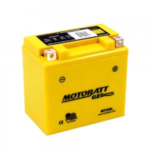Motobatt – Gel – MTX5L – 5,5 Ah