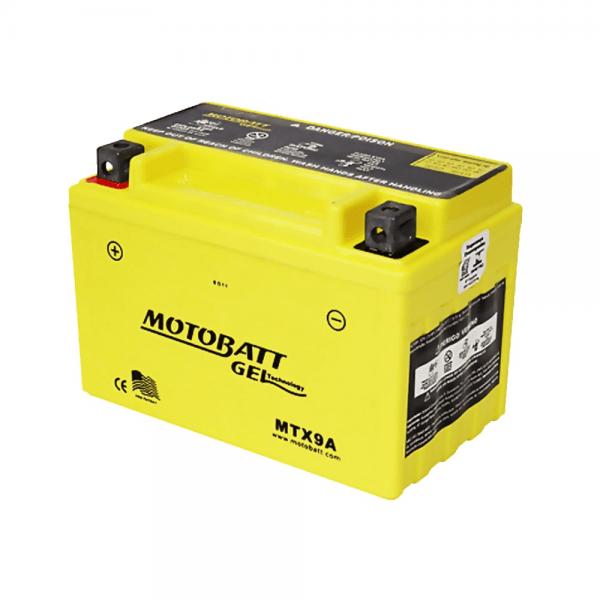 Motobatt – Gel – MTX9A – 9 Ah