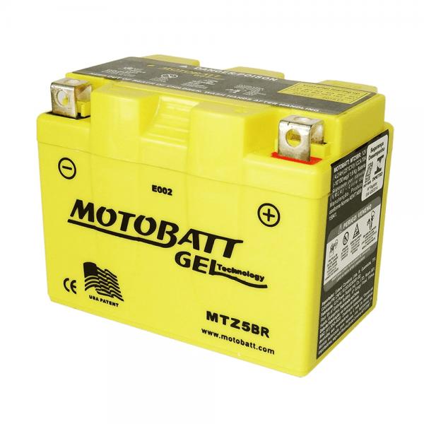Motobatt – Gel – MTZ5BR – 4,2 Ah