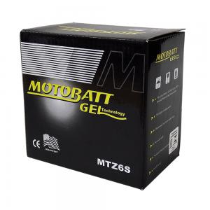 Motobatt – Gel – MTZ6S – 6 Ah