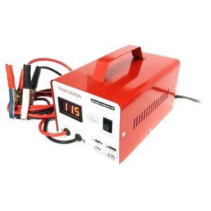 Carregador de Baterias 12v 2~15A / 50A – CV50AH – Trafotron