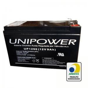 Bateria Unipower – UP1290 12V – 9Ah