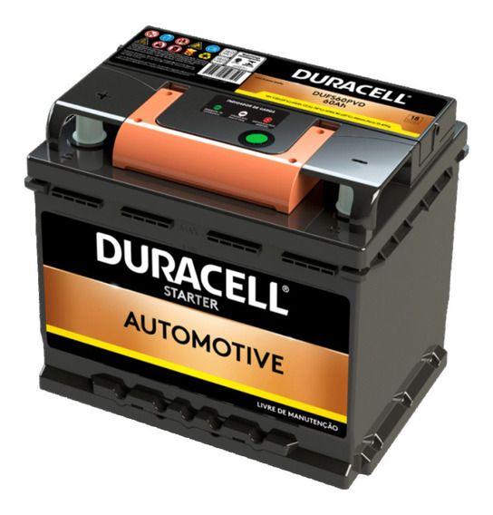 Bateria Duracell Starter – DUFS60PVD – 60 Ah