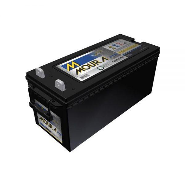 Bateria Moura NoBreak – 12MN175 – 175 Ah