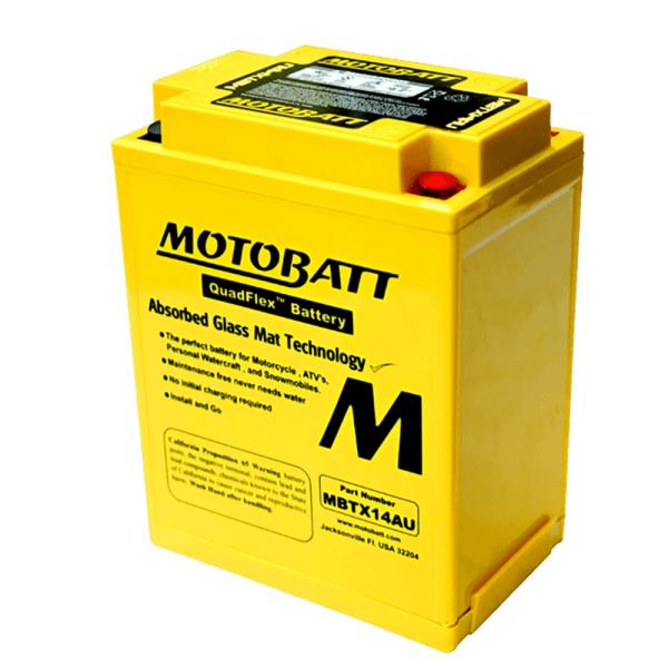 Motobatt – QuadFlex – MBTX14AU – 16,5 Ah