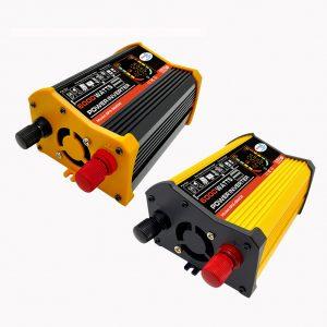 Inversor 6000w 12v para 110/220v DC/AC com tomada universal e 2 portas USB – Power Solar
