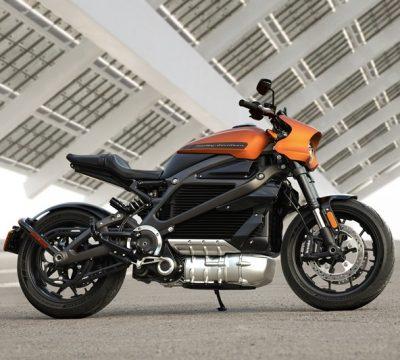 LiveWire, a primeira moto elétrica da Harley-Davidson