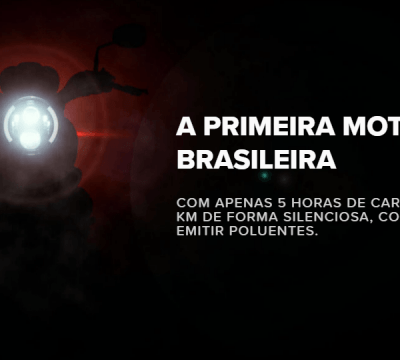 Origem X: a 1ª moto elétrica do Brasil 