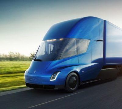 O primeiro caminhão elétrico do mundo já é realidade!